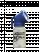 Gobelet produit de trempage coupelle oblique