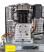 Compresseur bicylindre GK 700-300L 400V