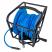 Luftschlauch Aufroller 30 m m. Kurbel Boden 2K mit Kupplung und Nippel