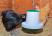"""Mangeoire pour volaille """"Ascot"""" 3 kg avec couvercle"""