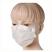 Masque en papier 2 épaisseur 100 Pièces
