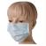 Masque en tissu bleu jetable 50 Pièces