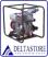 Motorpumpe Honda 5.5Hp Wasserpumpe für Schwarzwasser 600 Ltmin Matsusaka Müllpumpe