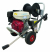 Nettoyeur haute pression thermique eau froide BOOSTER 200 bars 15 L/min + ENROULEUR