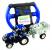 Tracteur New Holland TS-115 Télécommandé - Jeu de construction