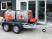 Remorque GRV Fill'n drive - 900 litres - Pompe éléctrique 12V - FD900