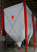 Silo Complet Vol: 4,6 m3 Toile Blanche, Châssis 2,2 m