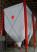 Silo Complet Vol: 6,3 m3 Toile Blanche, Châssis 3,4 m