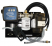 Station fuel 56 L/min - Filtration - Kit aspiration flexible 6m