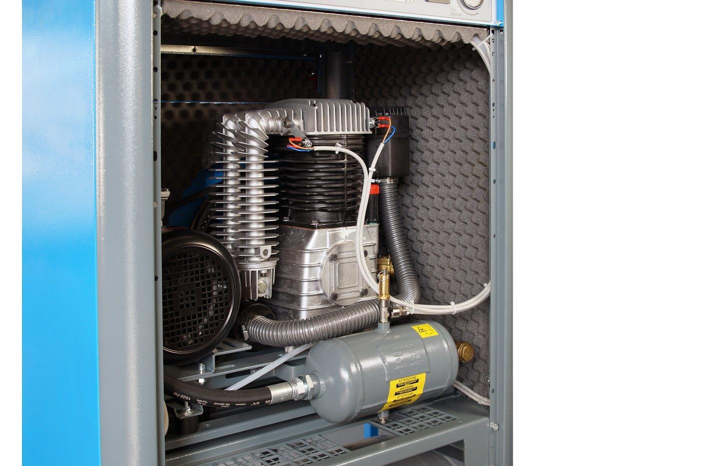 Plaque D Extension Pour Compresseur A Courroie Trapezoidale Silent Basis Pro B Ak50 15 7 5 Kw Avec Circuit St 15 Bar Aerotec 20161021