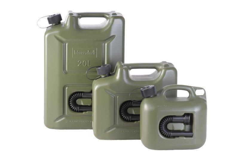 réservoirs de carburant bleu T 58 Fermeture