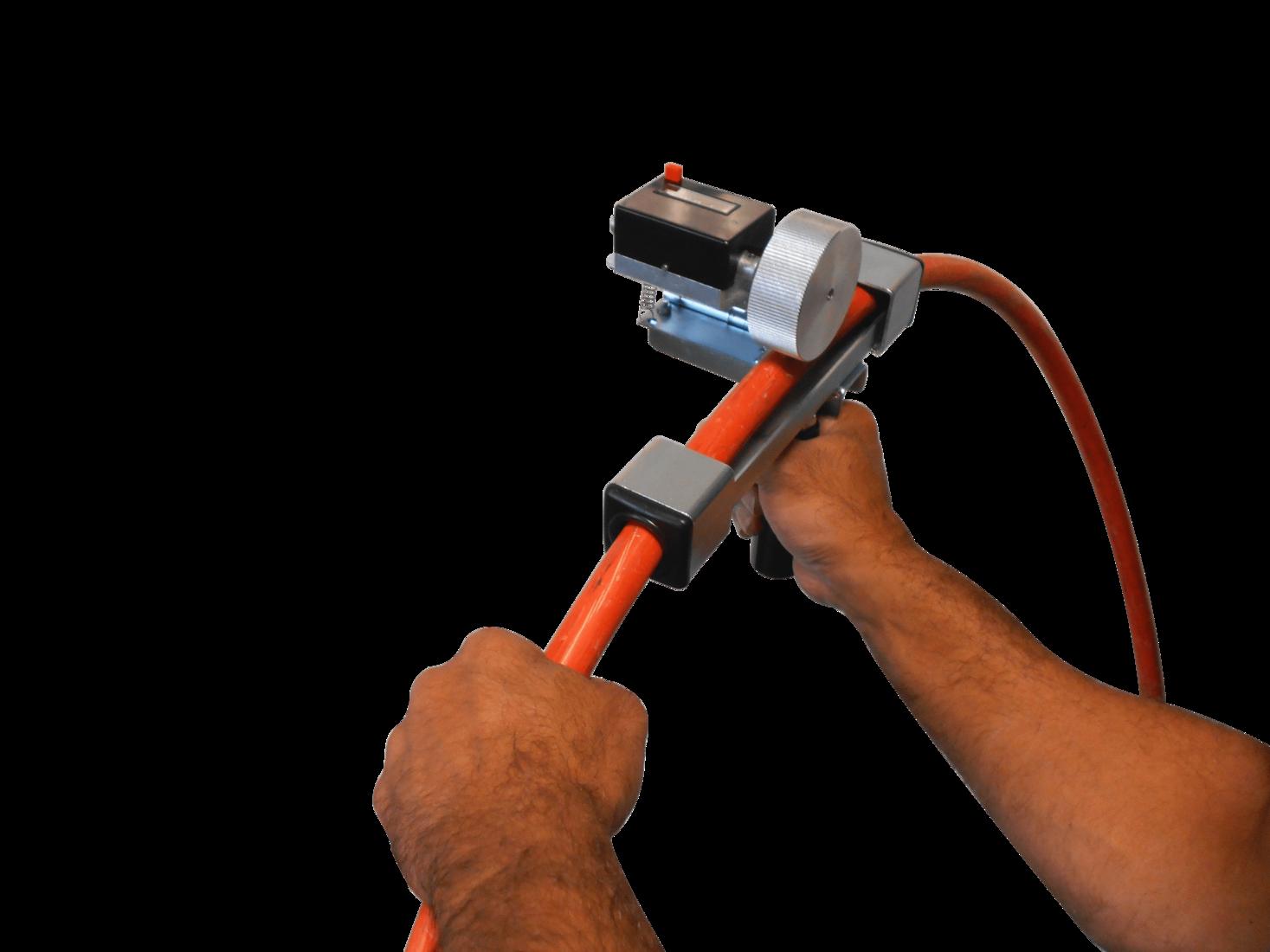 Métreuse Pour Câble Et Tuyau ø Maxi 22 Mm Cable