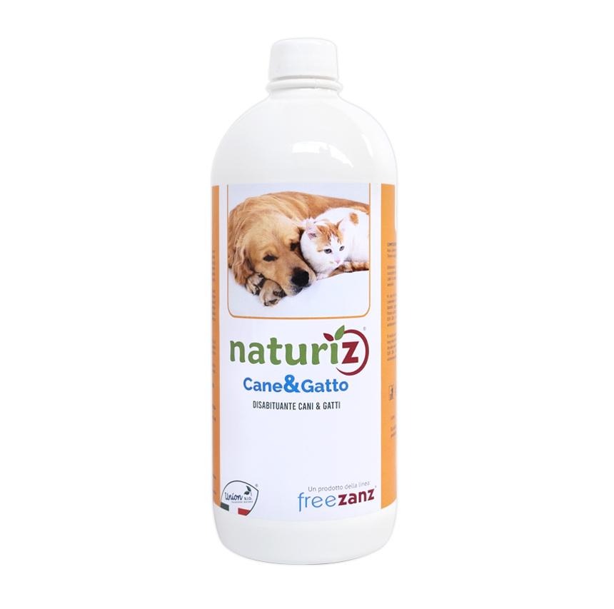 Formulato Naturiz Cane Gatto Per Allontanare Cani E Gatti Concentrato Freezanz 8055323802030
