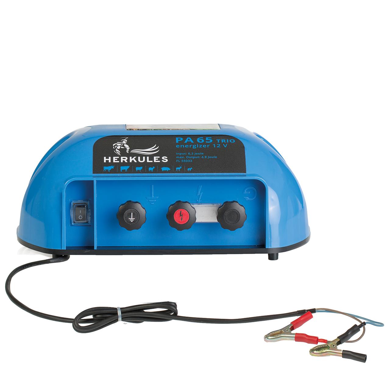Trasformatore 12V//230V per elettrificatori Pulsara a batteria 9V e 12V Pulsara